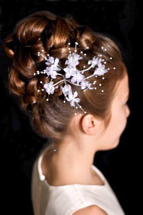 long brown hairstyles flower girl hairstyles flower girl wedding hair kids hairstyles