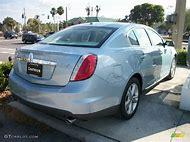 2009 Lincoln MKS Light Ice Blue