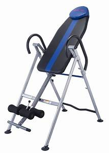 Elite Fitness Inversion Table - The inversion table doctor