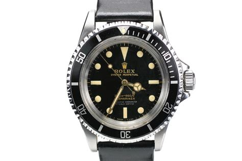 1950 Rolex Submariner 5512 Gilt Dial Watch For Sale - Mens ...