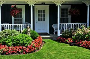 Maintenance Landscaping Idea Allstate Blog Best Landscaping Ideas For Front House