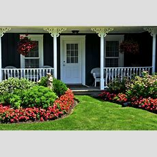 Lowmaintenance Landscaping For Curb Appeal  The Allstate