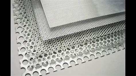 perforation sheets perforated metal hexagonal and crisscross perforation