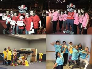 ODYSSEY OF THE MIND – Stamford Public Education Foundation
