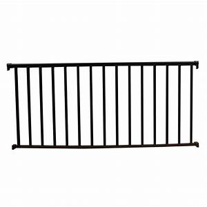 Deck & Porch Railings - Decking - The Home Depot
