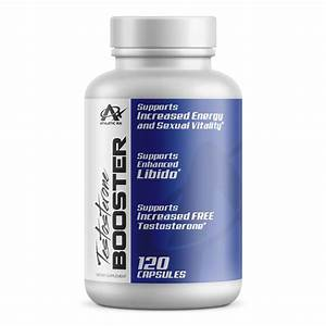 Athletic Rx Testosterone Booster  U2013 Nxtsupplements