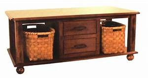 amish occasional tables coffee console end solid wood ebay With solid oak coffee table and end tables