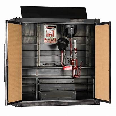 Reloading Cabinet Rhino Ironworks Metals Shed Tool