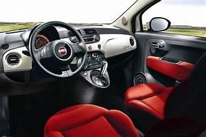 Fiat 500 Interieur : fiat 500 image la revue automobile ~ Gottalentnigeria.com Avis de Voitures