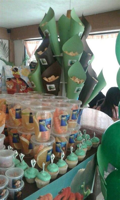 ideas  fiestas  tema de gran dinosaurio