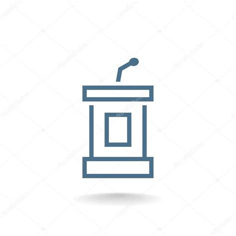 ประดับด้วยไอคอนไมโครโฟน — ภาพเวกเตอร์สต็อก © Mr.Webicon ...