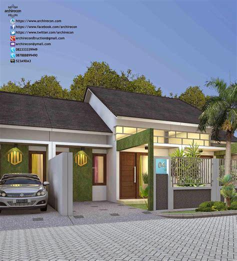 desain rumah minimalis islami desain rumah minimalis