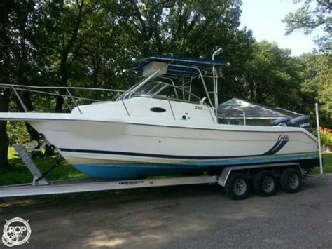 Cobia Boats For Sale by Used Cobia Boats Boats For Sale Boats