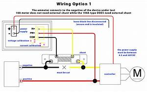 Digital Amp Meter Wiring Diagram Copy Single Phase Digital