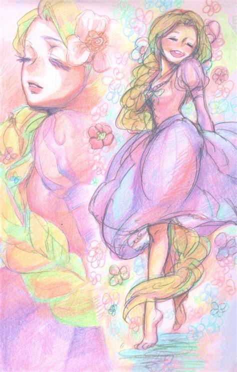 rapunzel character mobile wallpaper  zerochan