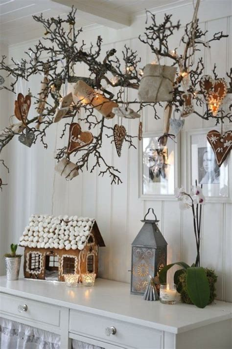 home  scandinavian christmas decoration