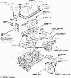 Honda Civic Transmission Diagram