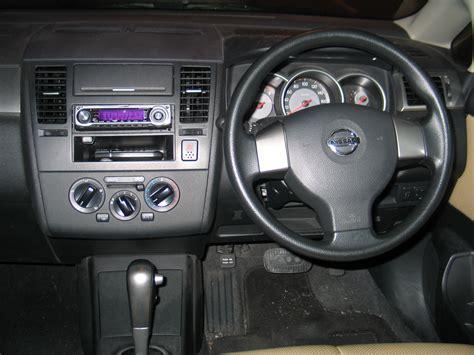 2007 Nissan Tiida Interior Pictures Cargurus
