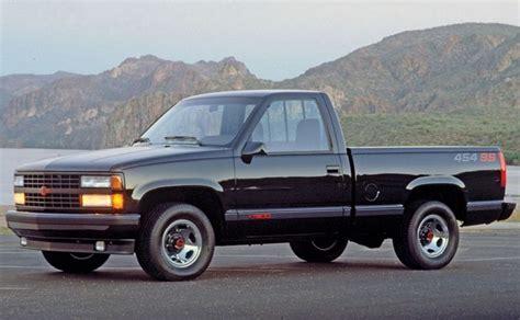 454 Ss Truck Wallpaper by 1990 Chevrolet Silverado Ss 454