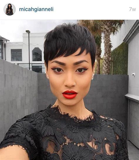 korean hair style for 25 best ideas about asian pixie cut on longer 6174