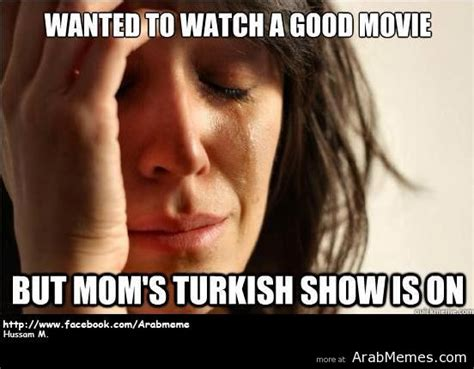 Arabic Meme - i ve mentioned somewhere that arabic channels have outsourced their shows arab mums are hooked