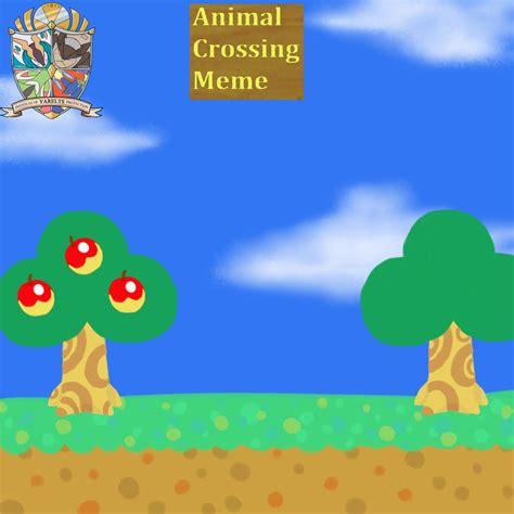 Animal Crossing Memes - ka animal crossing meme by mrmustashe on deviantart