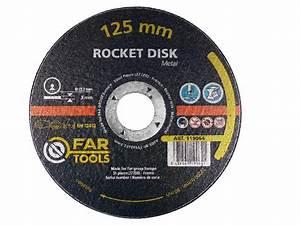Disque A Tronconner : disque tron onner diam 125 mm pour meuleuse ilya2too ~ Dallasstarsshop.com Idées de Décoration