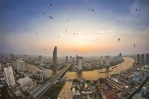 Bangkok City Beautiful HD Wallpapers