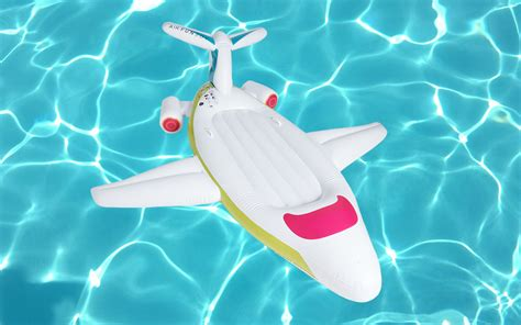 plane für pool you can get your own jet pool float for 50 right now travel leisure