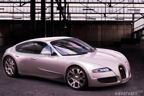 Does Volkswagen Make Bugatti by Bugatti Sedan Rendering News Top Speed