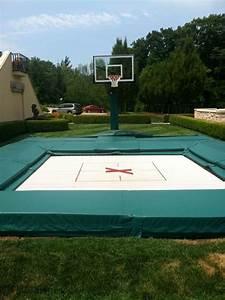 In Ground Trampolin : 17 beste idee n over in ground trampoline op pinterest trampoline schommel ~ Orissabook.com Haus und Dekorationen