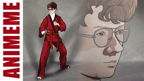 Nerd Karate Meme - karate kyle youtube