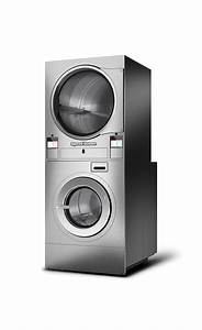 Stacked Washer-extractor  Tumble Dryers