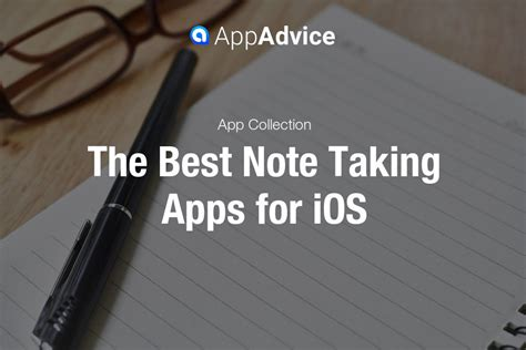 taking note apps app ios