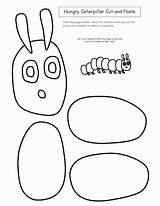 Coloring Hungry Caterpillar Pages Very Cool sketch template