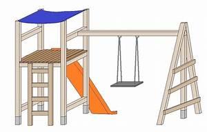 Dach Für Gartenpavillon : spielturm selber bauen ~ Markanthonyermac.com Haus und Dekorationen