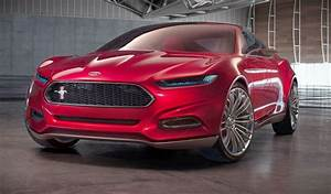 2019 Ford Mustang red color - New SUV Price