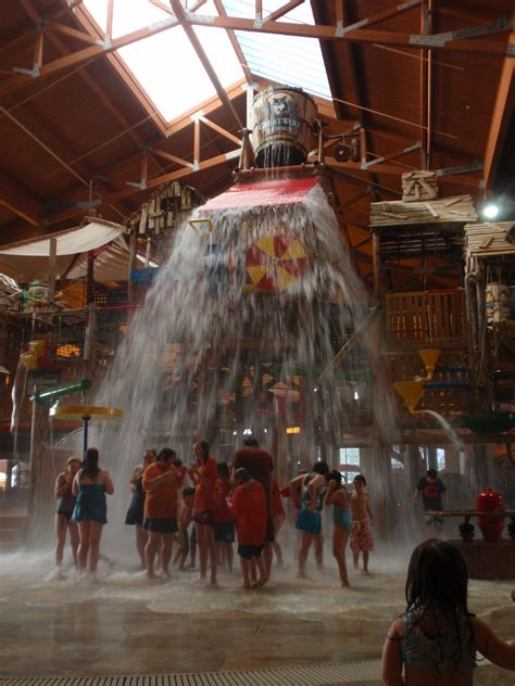 Great Wolf Lodge Bucket