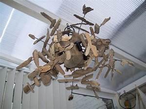 Lustre En Bois Flotté : nouveaute dans mes creations lustre en bois thierry ~ Dailycaller-alerts.com Idées de Décoration