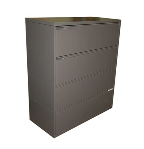 Meridian File Cabinets Locks by 4 Drawer Meridian Lateral File Cabinets