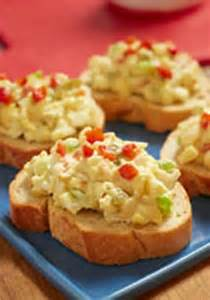 Egg Salad Appetizers Recipes