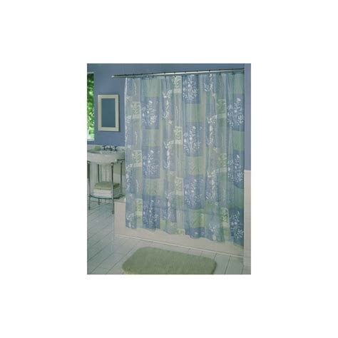Silhouette Shower Curtain   Curtain Drapery.com