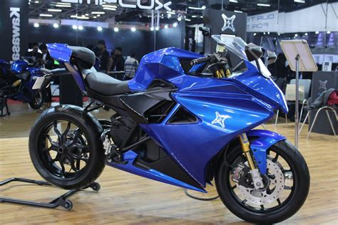 Emflux One. India's Electric Sports Bike