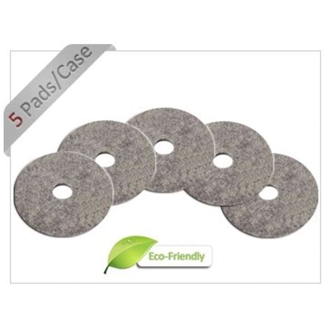 floor buffing pads use of 20 quot hair embedded floor polishing pads 5 per