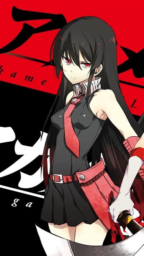 218 Best Images About Akame Ga Kill On Pinterest Akame
