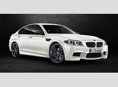 BMW M5 Nighthawk and M5 White Shadow launched photos