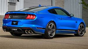 Performance Blue 2021 Mach 1 Ford Mustang Fastback - MustangAttitude.com Photo Detail