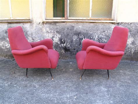 Poltrone Design Anni 80 : Modernariato, 20th Century Design Coppia Di