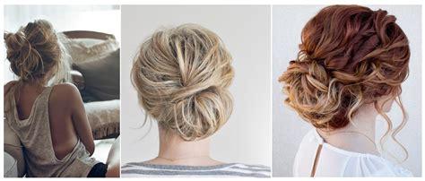 le chignon voici une belle coiffure facile  faire pour