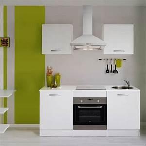 meuble de cuisine cuisine amenagee cuisine equipee en With meubles cuisine en kit